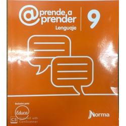 Aprende a aprender lenguaje 9