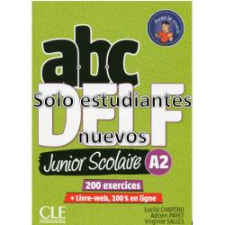 Abc delf A2 junior scolaire...