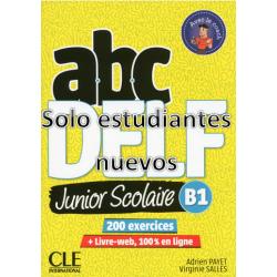 Abc delf B1 junior scolaire...