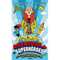 aventura de superheroes