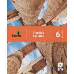 Savia-ciencias sociales 6