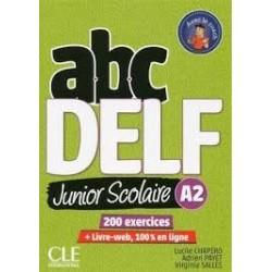 Abc delf A2 junior scolaire