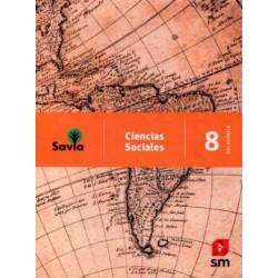 Savia - ciencias sociales 8