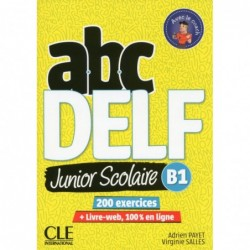 Abc delf B1 junior scolaire